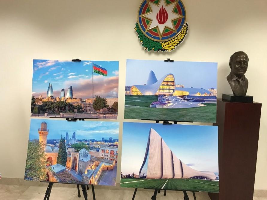 Exhibition of Azerbaijani
