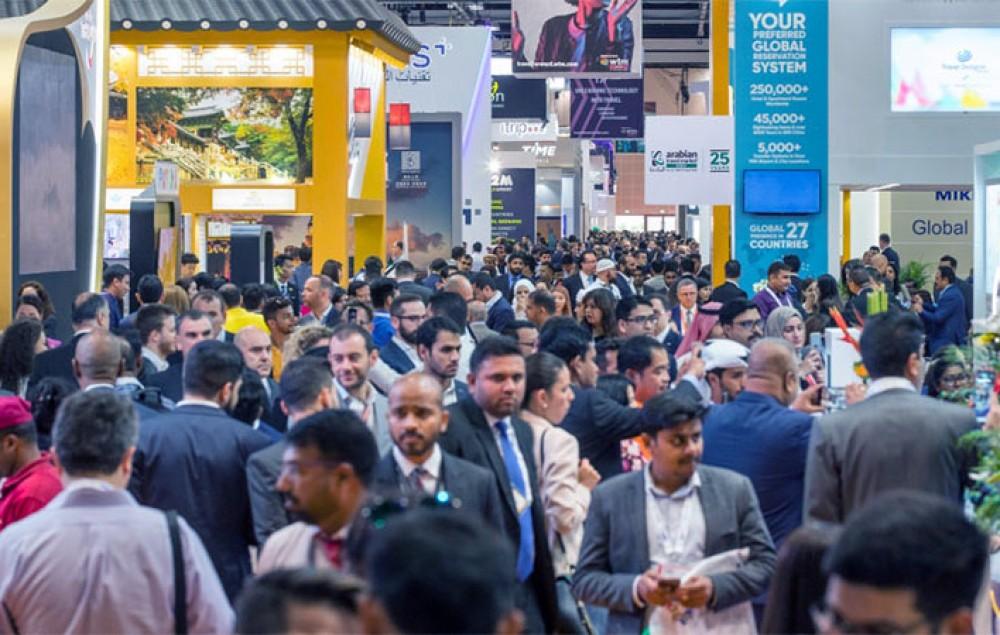 ATM 2019 tourism fair in UAE