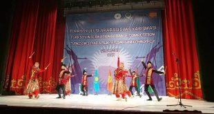Azerbaijani State Song & Dance Ensemble shines in Kyrgyzstan