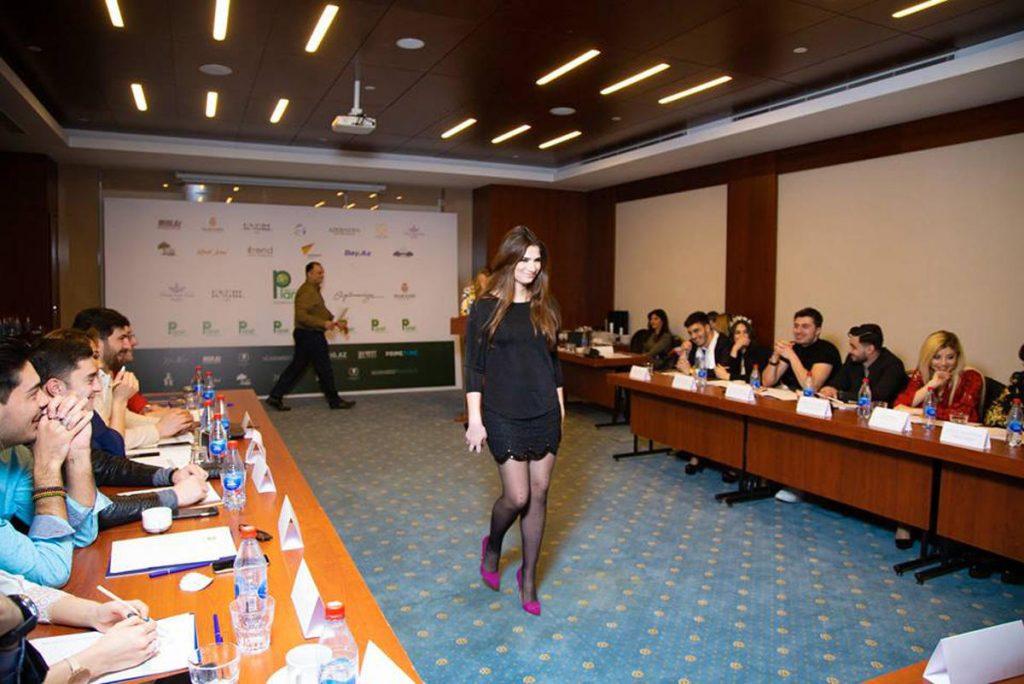 Miss & Mister Planet Azerbaijan 2019