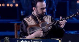 Tar Musician from Azerbaijan