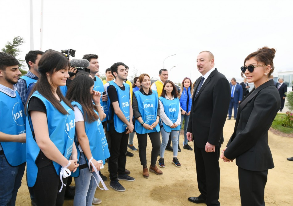 national leader Heydar Aliyev`s birthday