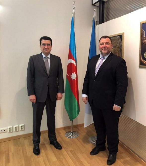 Azerbaijan.Estonia