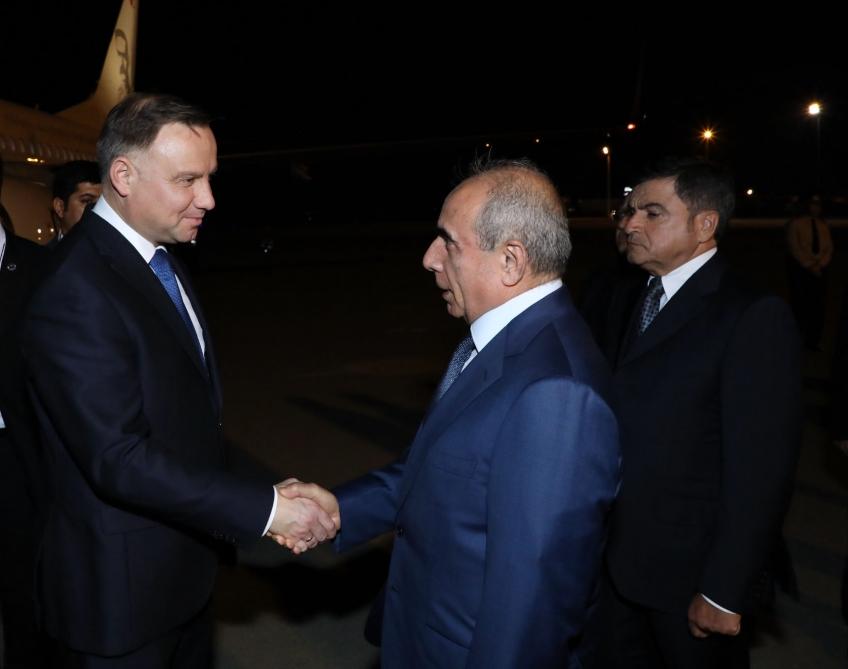Polish and Azerbaijan