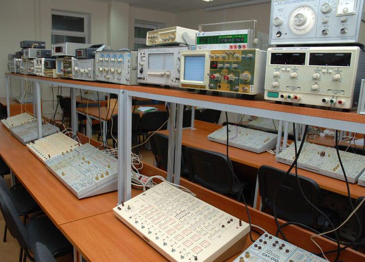 Electronics Laboratory Center
