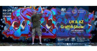 UK & AZ Graffiti Show