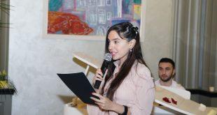 Vice-President of the Heydar Aliyev Foundation Leyla Aliyeva