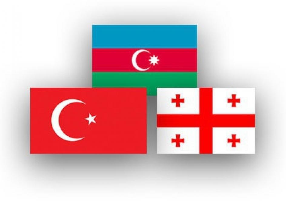 Azerbaijan, Turkey,Georgia