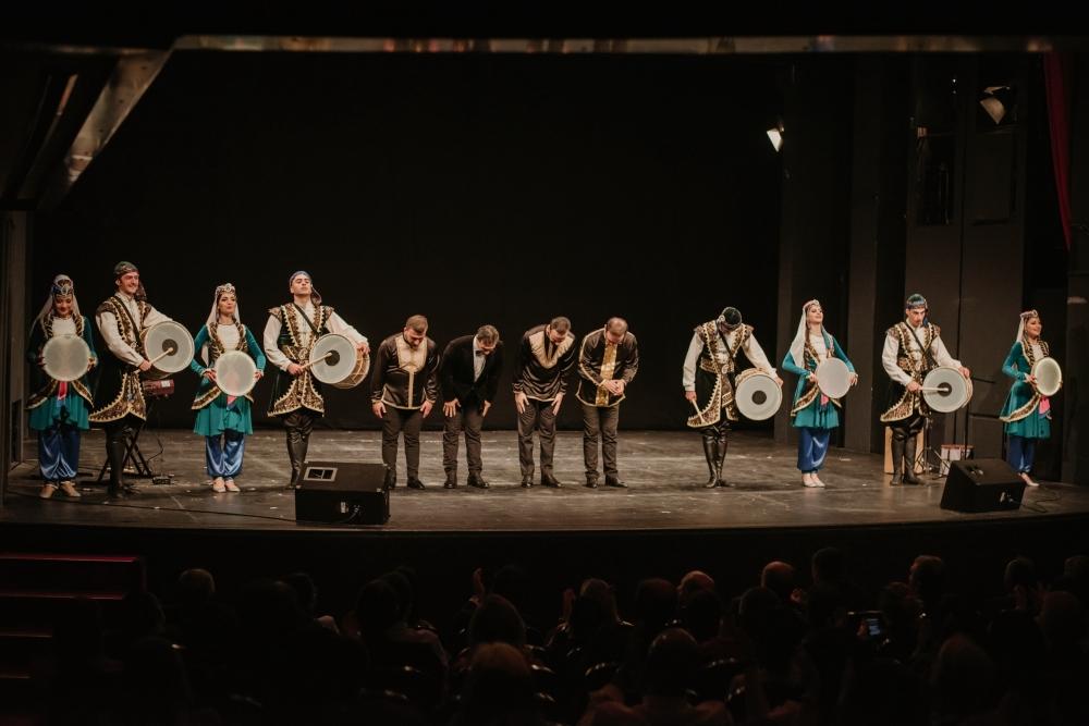 Azerbaijani folk music and dances