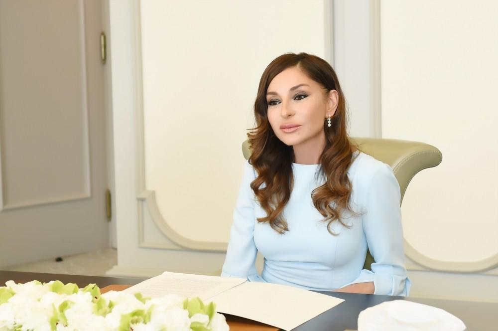 First VP Mehriban Aliyeva