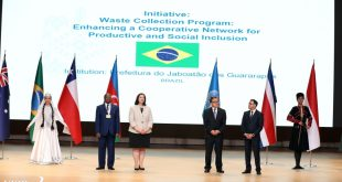 UN Public Service Award Ceremony