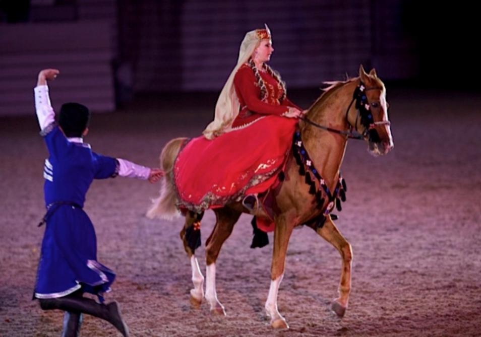 Karabakh horses
