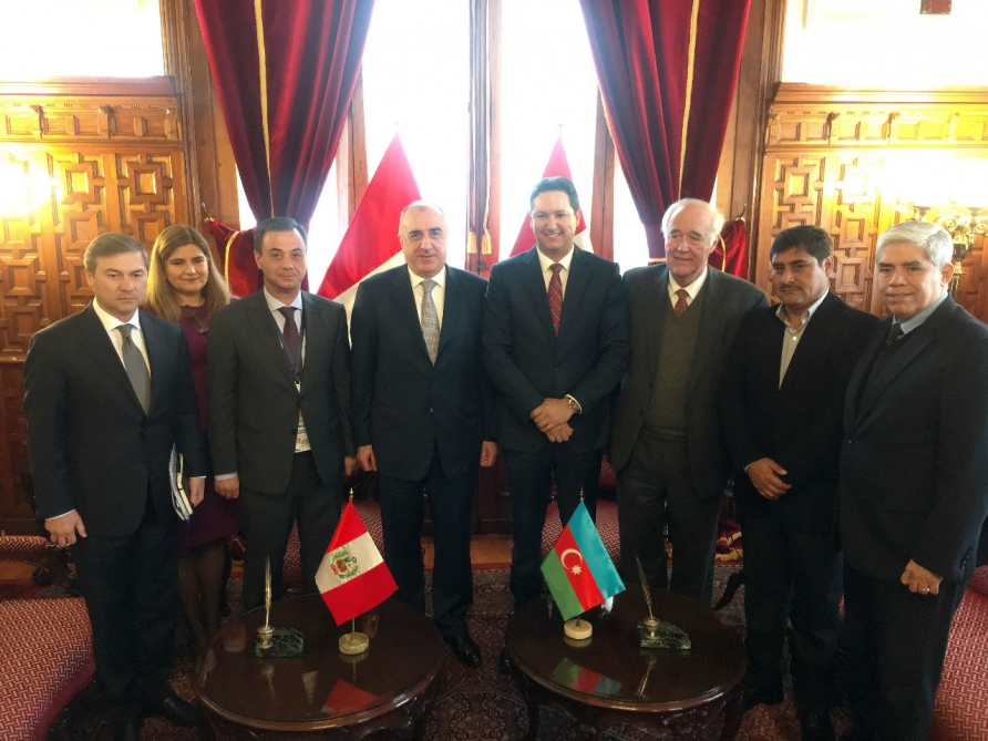Azerbaijan-Peru