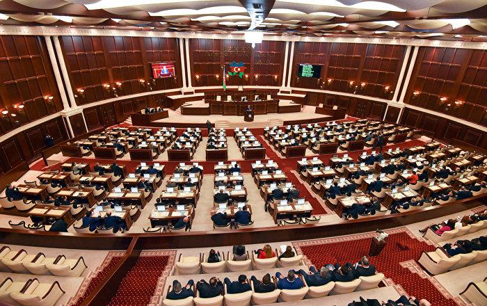 zerbaijani Parliament