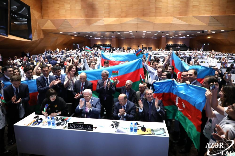Azerbaijan and  UNESCO