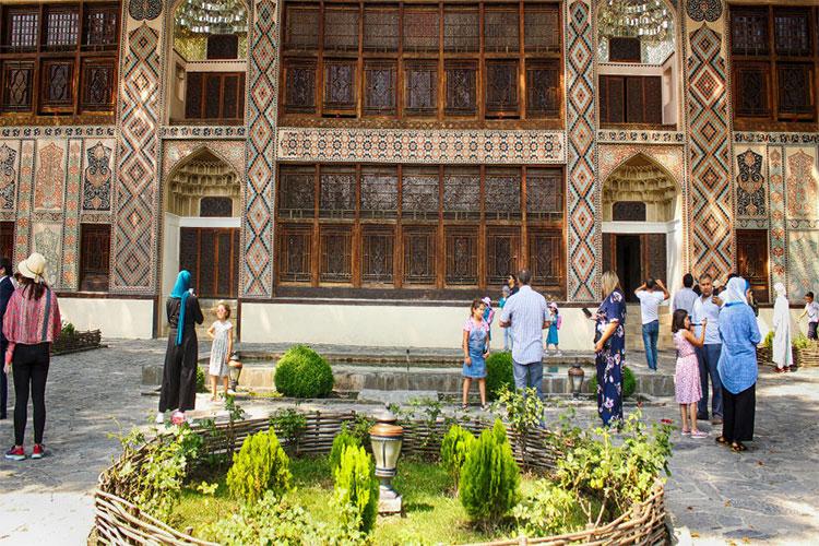 Shaki Khan Palace