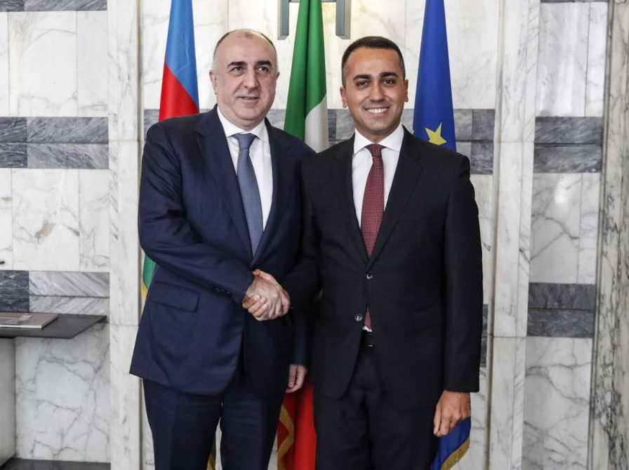 Azerbaijan Italy