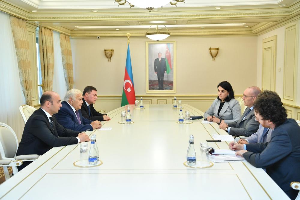 Azerbaijan and Italy