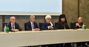 Baku hosts press conference on outcomes of 2nd Summit of World Religious Leaders