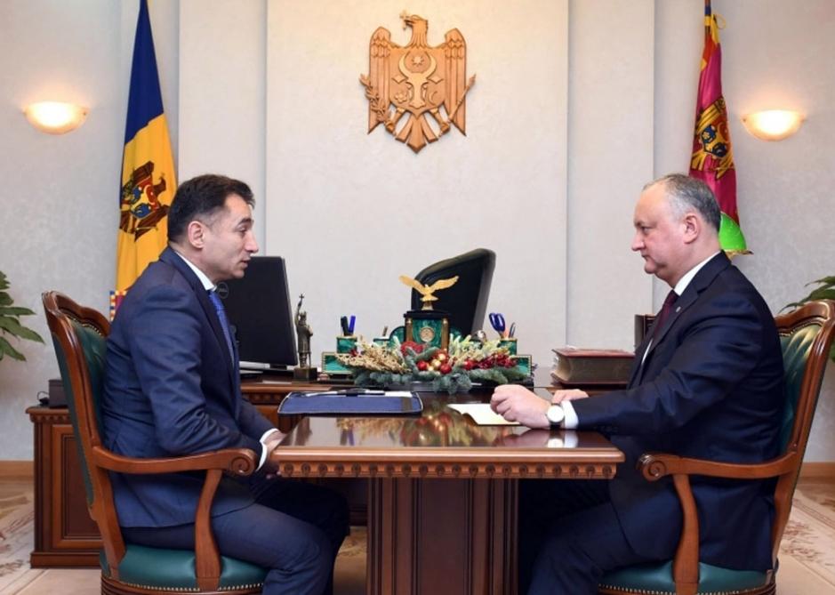Azerbaijan and Moldova