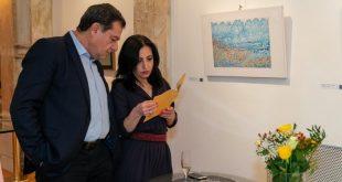 Sattar Bahlulzade's exhibition opens in Vienna
