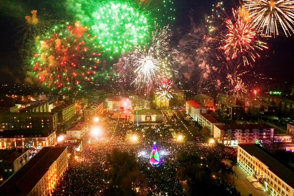 New Year celebrated in Nakhchivan