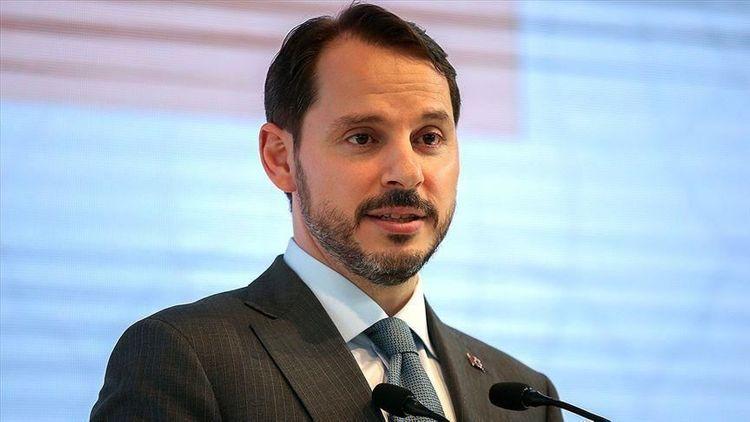 Turkish Finance Minister