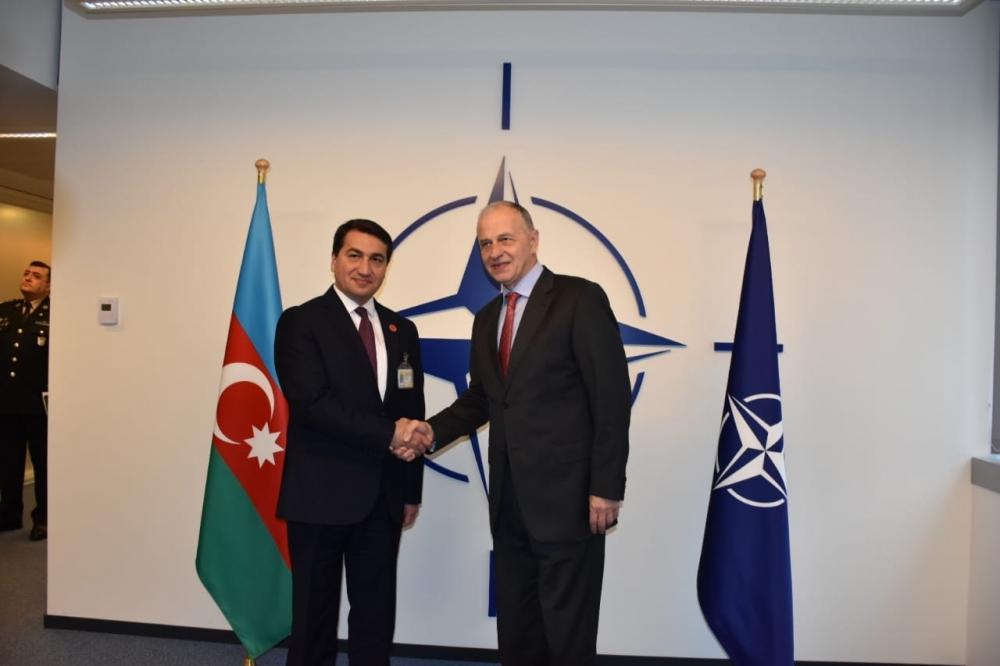 Azerbaijan,NATO