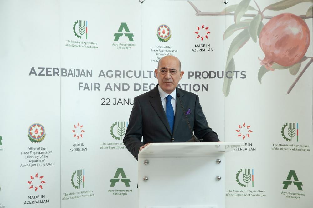 Azerbaijan and Dubai