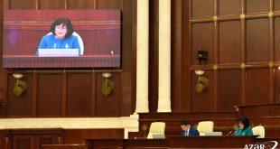 Speaker Sahiba Gafarova: Milli Majlis set to go online