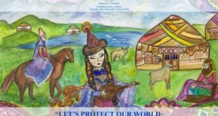 International Turkic Culture and Heritage Foundation announces online drawing competition