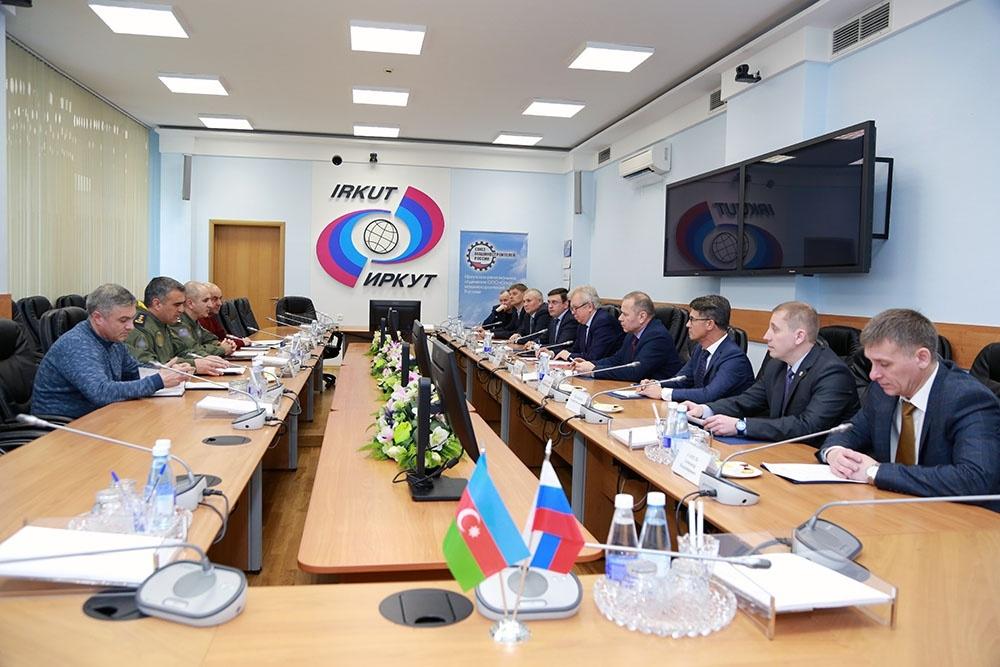 Azerbaijan ,Russia