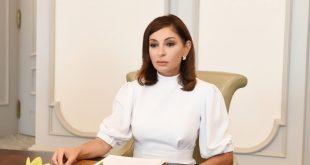 First Vice-President Mehriban Aliyeva