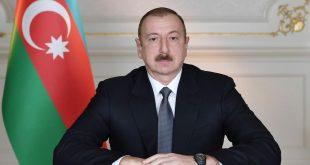 Azerbaijani president congratulates Georgian president