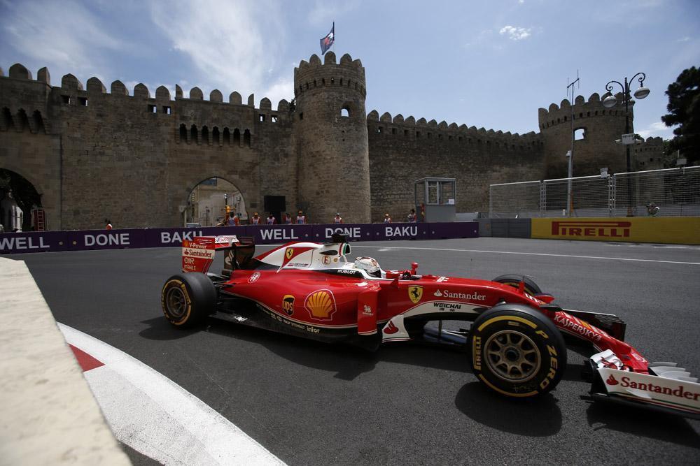 Formula 1 Azerbaijan