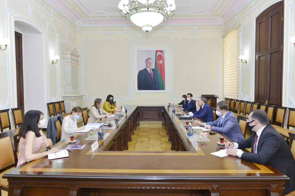Azerbaijan,ICRC