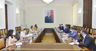 Azerbaijan, ICRC mull bilateral ties