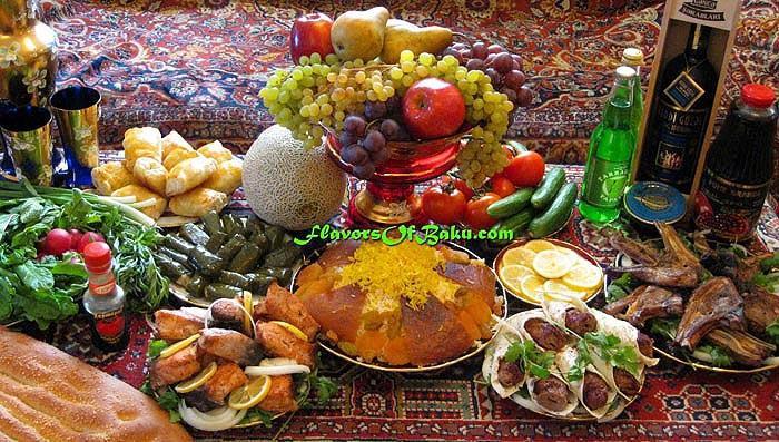 Azerbaijan culinary