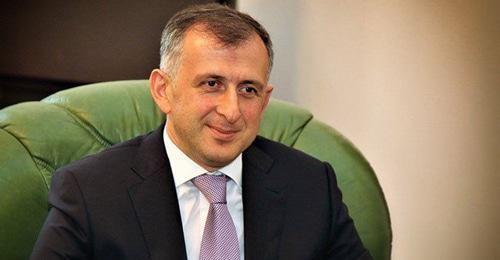Georgian Ambassador to Azerbaijan Zurab Pataradze