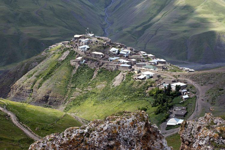 Azerbaijan's Khynalyg