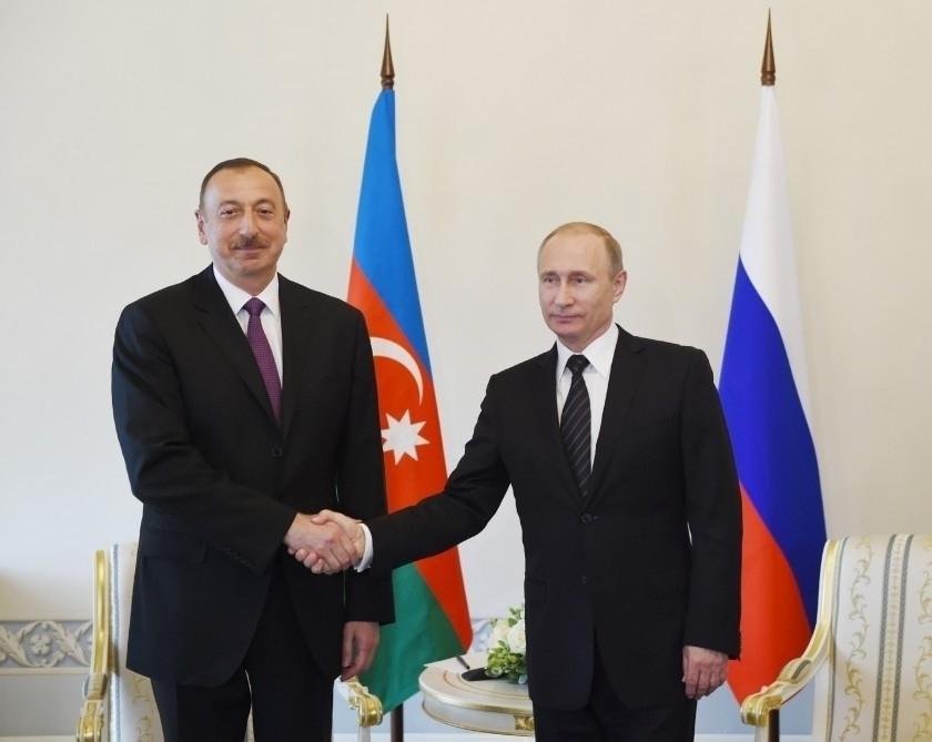 Azerbijan ans Russia