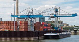 Ukraine's Chernomorsk port