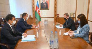 Azerbaijan, Kazakhstan