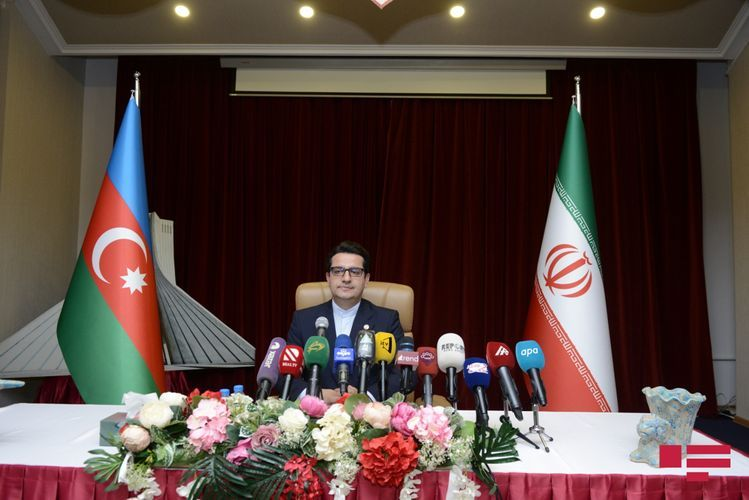 Azerbaijan and İran