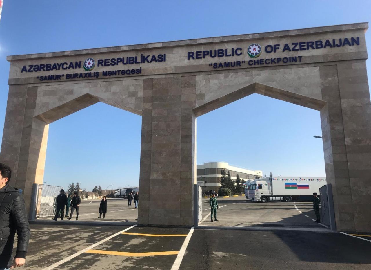 Azerbaijan and Russia