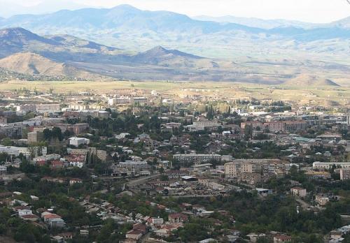 Nagorno Karabakh's Khankendi