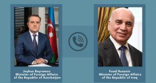 Azerbaijan and İraq