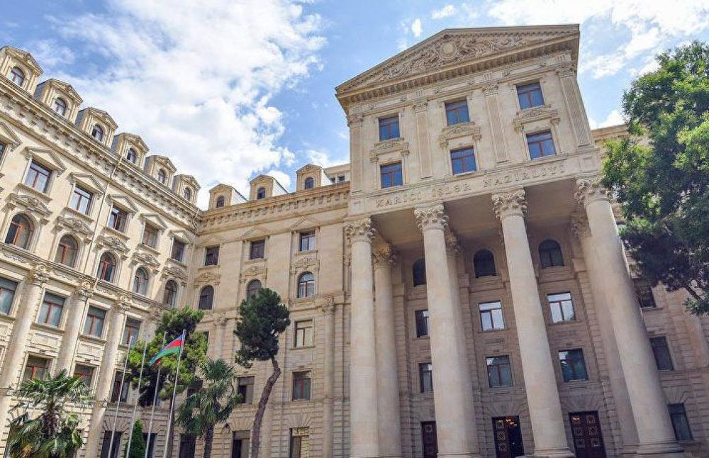 Azerbaijan`s Foreign Ministry
