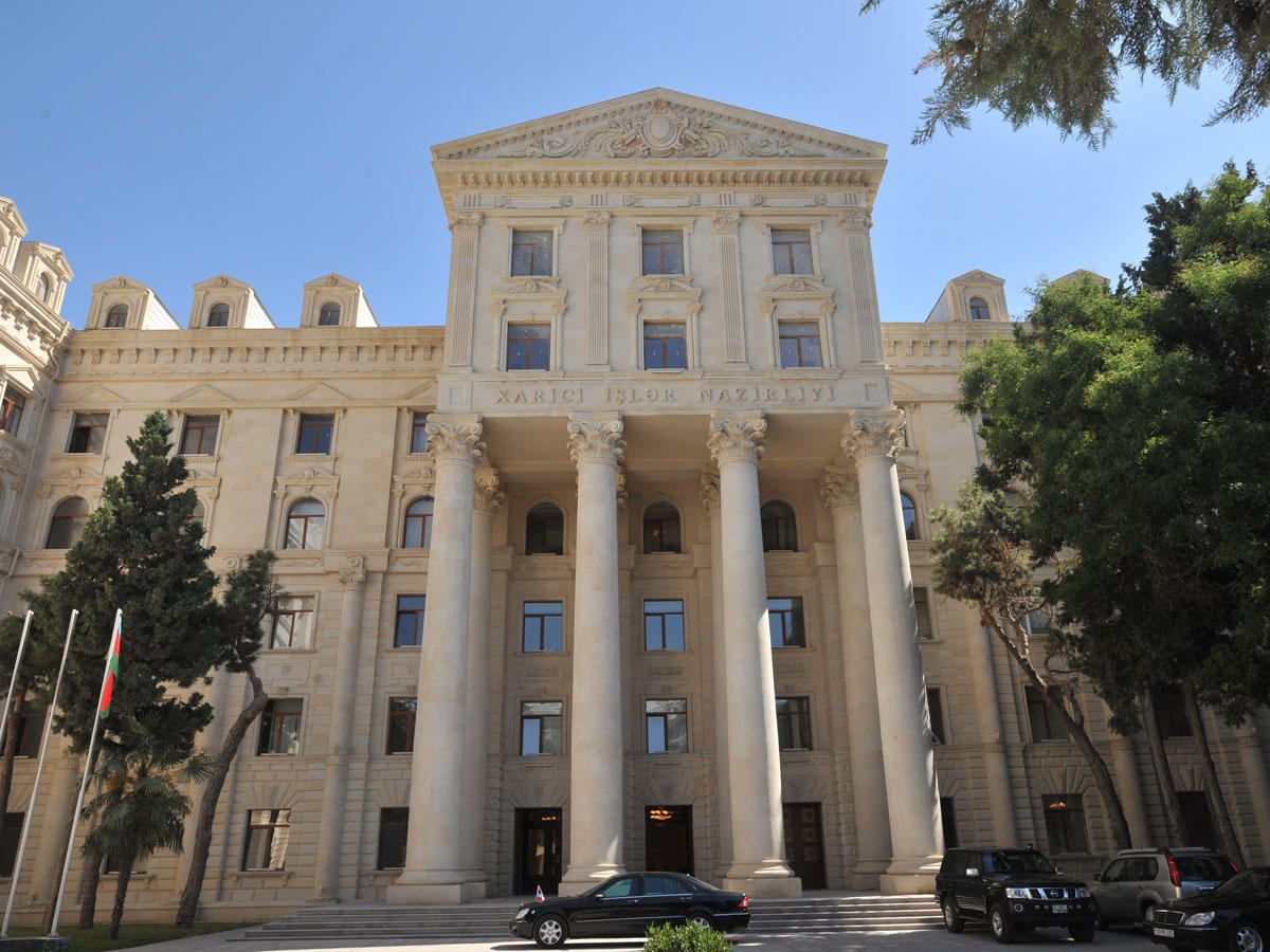 Azerbaijani  Defence Ministry