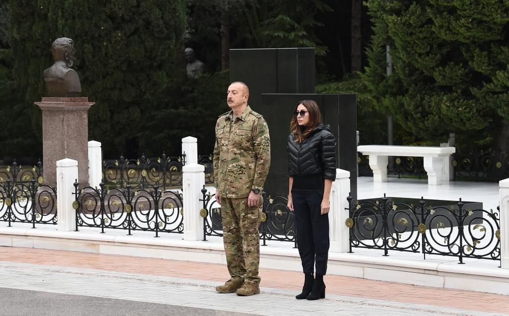İlham Aliyev-Mehriban Aliyeva
